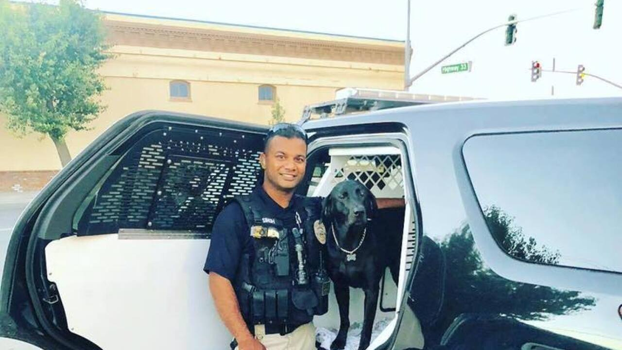 Cpl. Ronil Singh - Newman Police Department