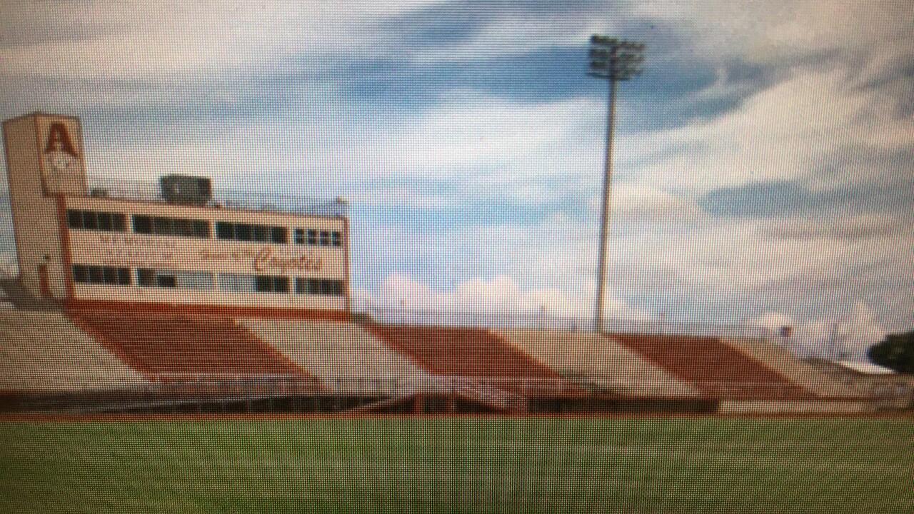 Alice Memorial Stadium
