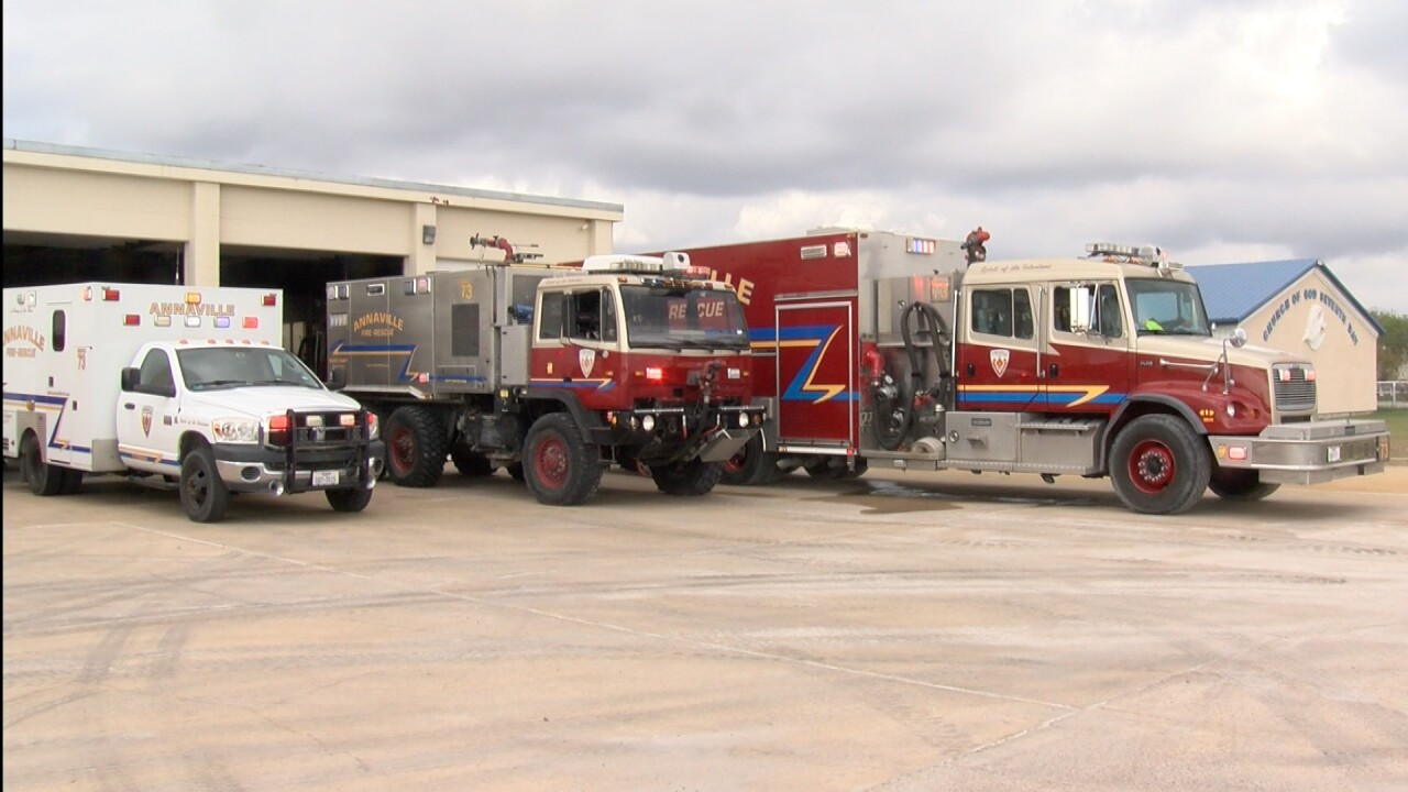 Annaville Fire Department transitioning station No. 3 to full-time staffing
