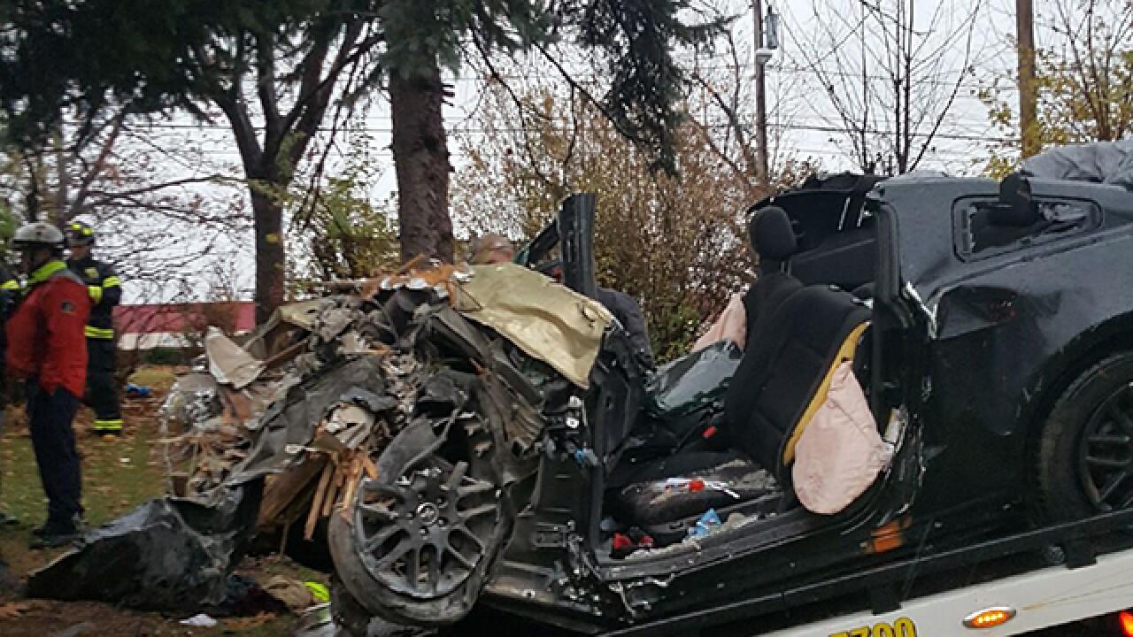 Car crash victim says justice system forgot her