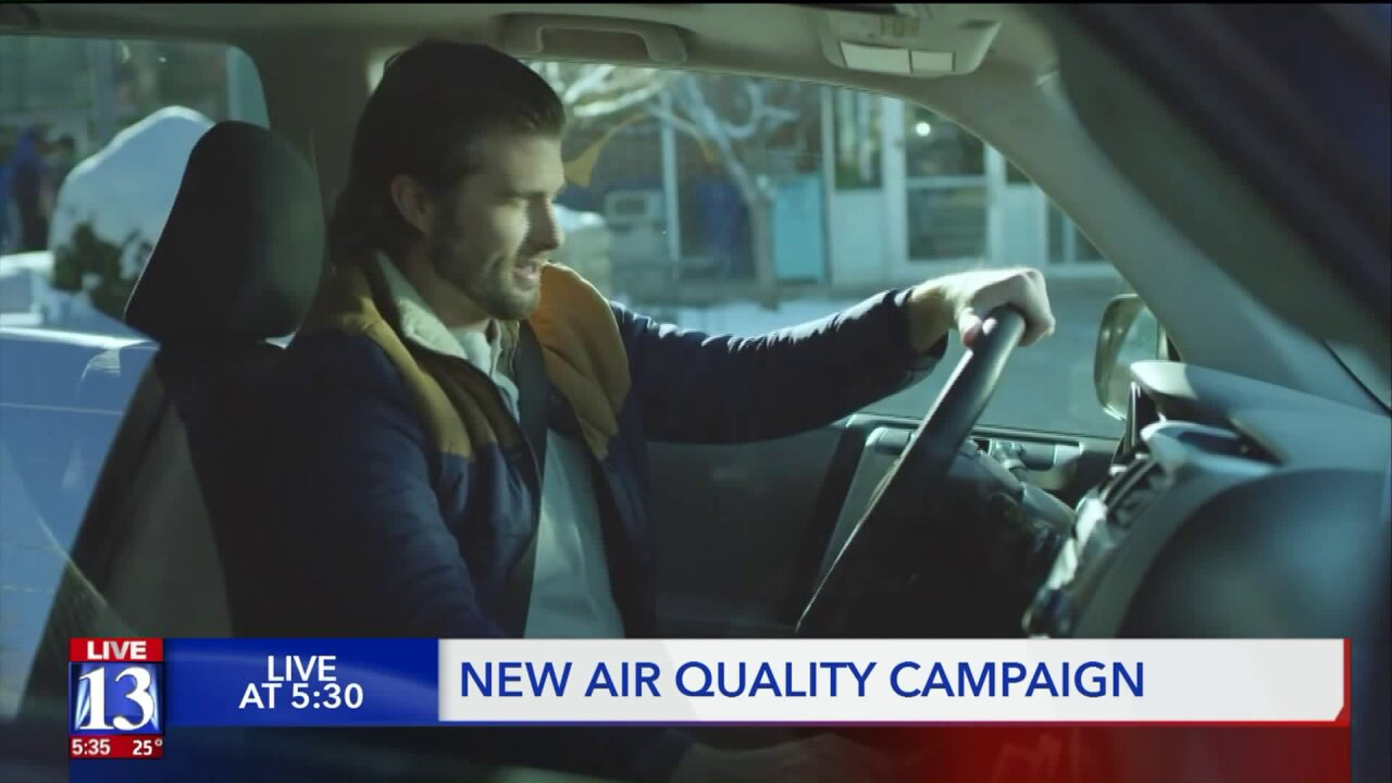 Utah Clean Air Partnership says it's 'Easy to be Epic'