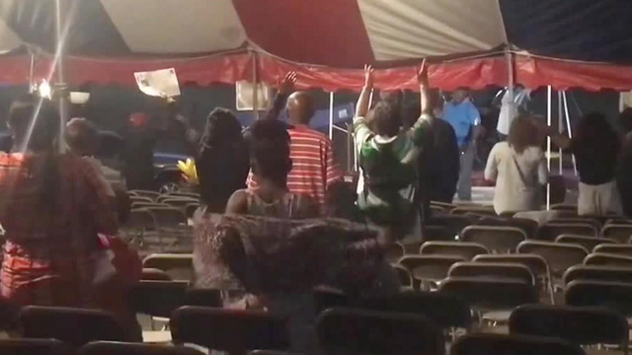 Antioch Church Hosts Week-Long Prayer Event