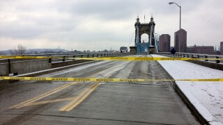 Roebling Bridge closing mess up your commute? You have options