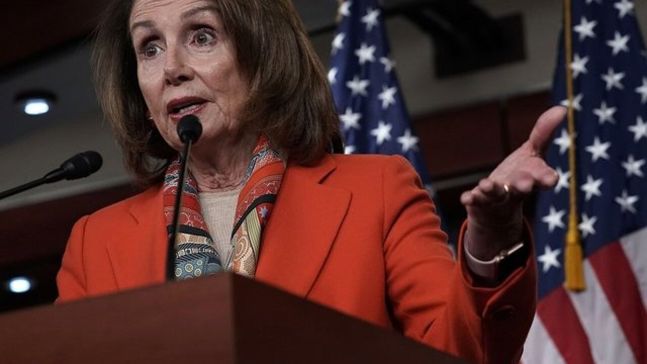Showdown looms over Pelosi bid as 17 Democrats formally vow to vote 'no'
