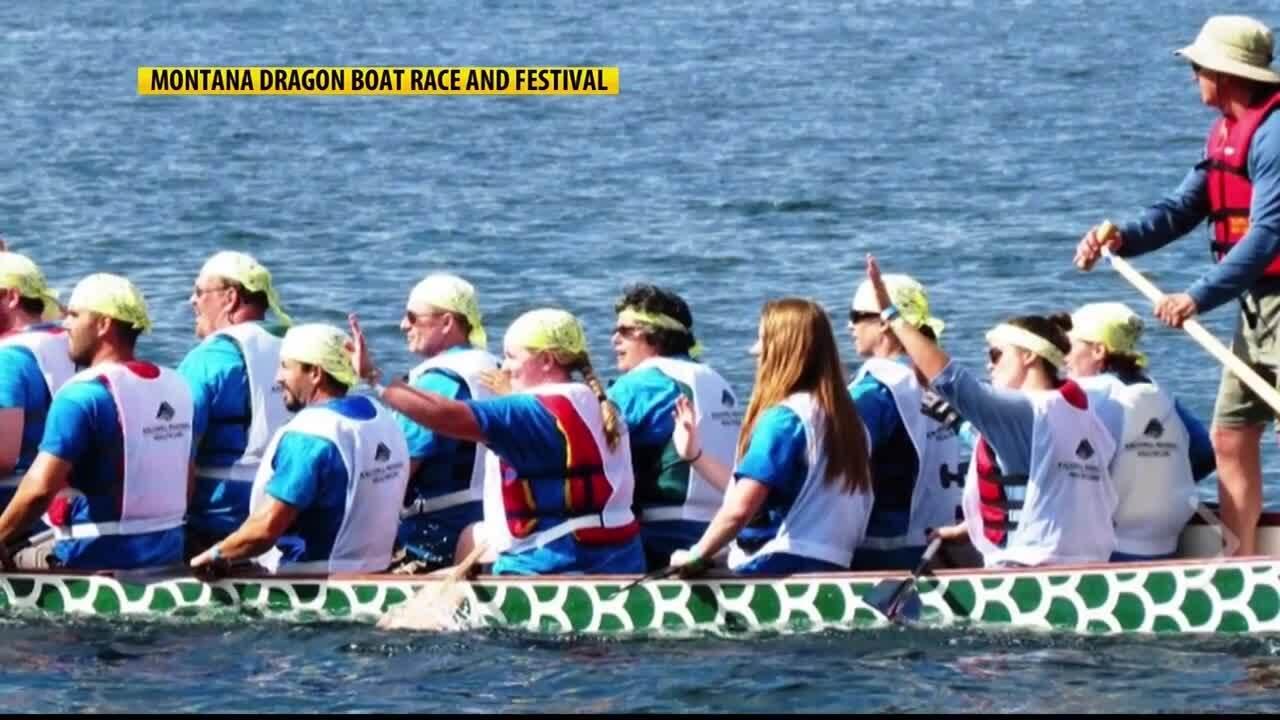 Annual Montana Dragon Boat Festival returning to Bigfork