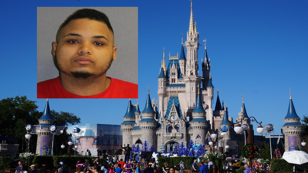 Fla. man jailed for selling fake Disney tickets