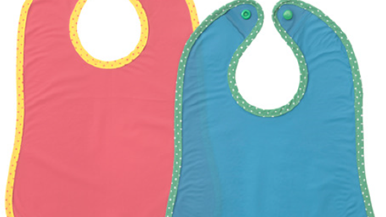 Parents urged to stop using this recalled infant bib