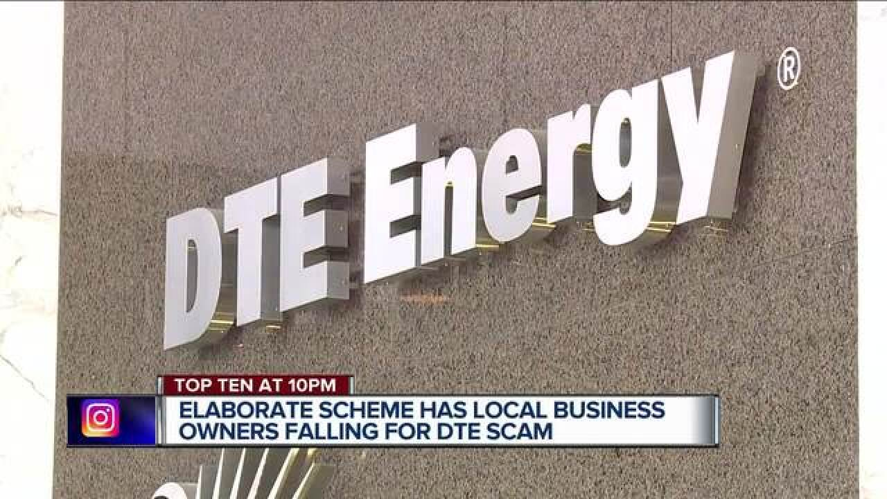 New warning about DTE phone scammers