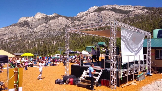 PHOTOS: Lee Canyon hosts annual Mountain Fest | 2018