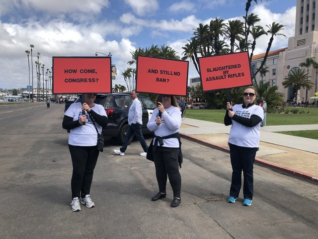 PHOTOS: Students participate in 'March for our Lives' throughout the country