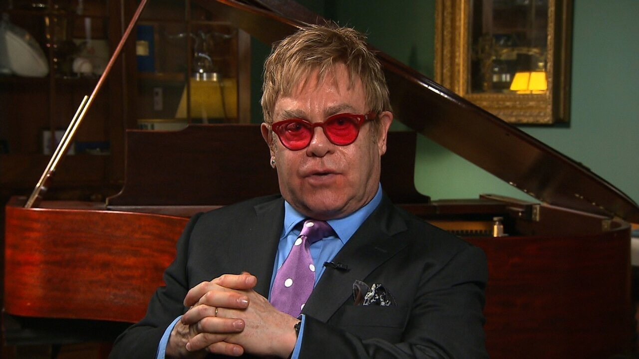 Elton John cancels Las Vegas shows after hospitalization