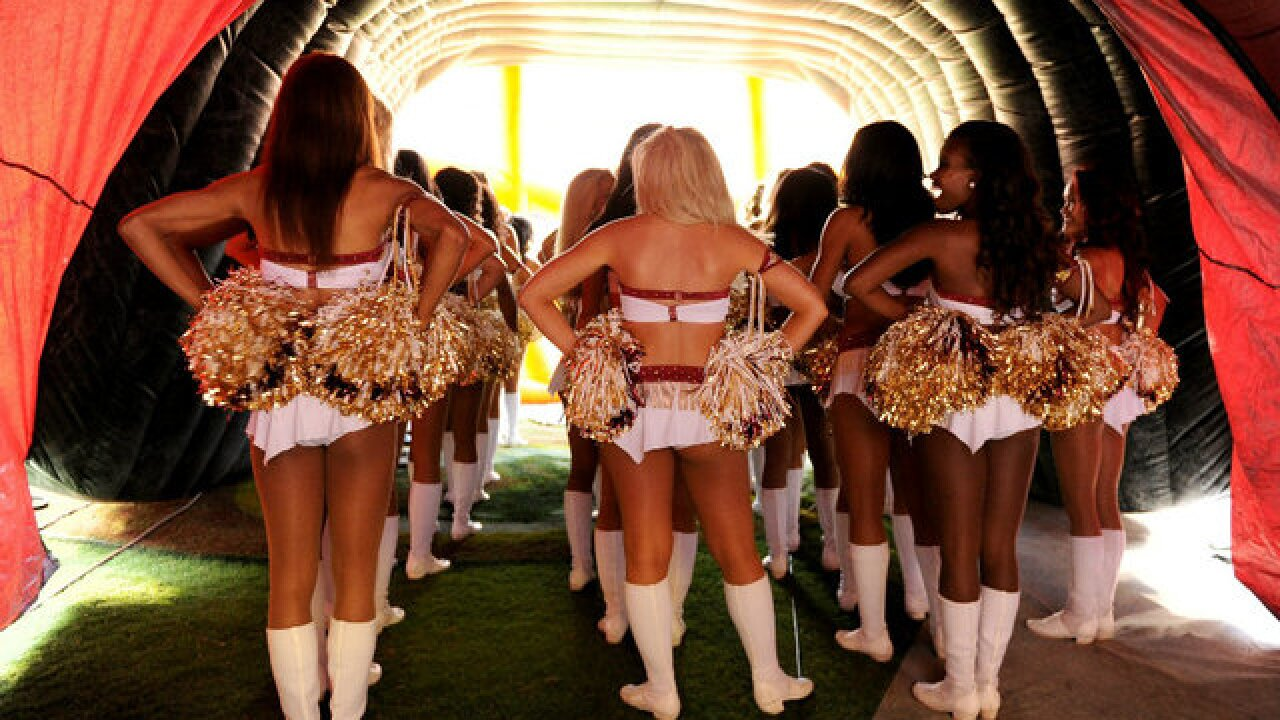 New York Times report: Redskins cheerleaders felt team was 'pimping' them during Costa Rica trip