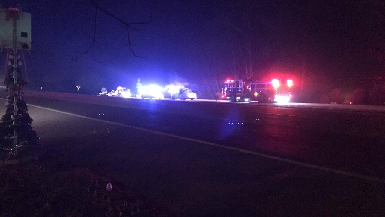 Man killed in wrong-way crash in NewportNews