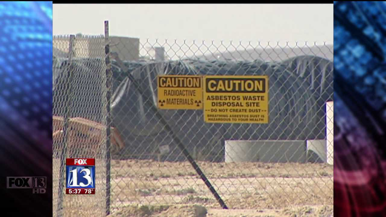 Audit says agency failed monitoring EnergySolutions hot waste