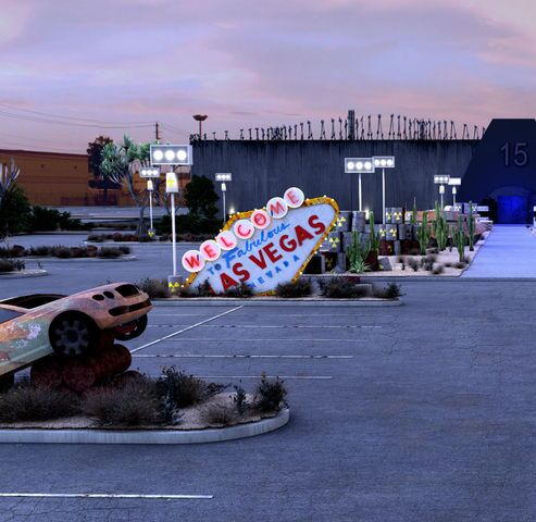 PHOTOS: Area 15 coming to Las Vegas