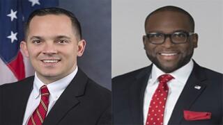 Anthony Sabatini and Shevrin Jones, response to Derek Chauvin verdict