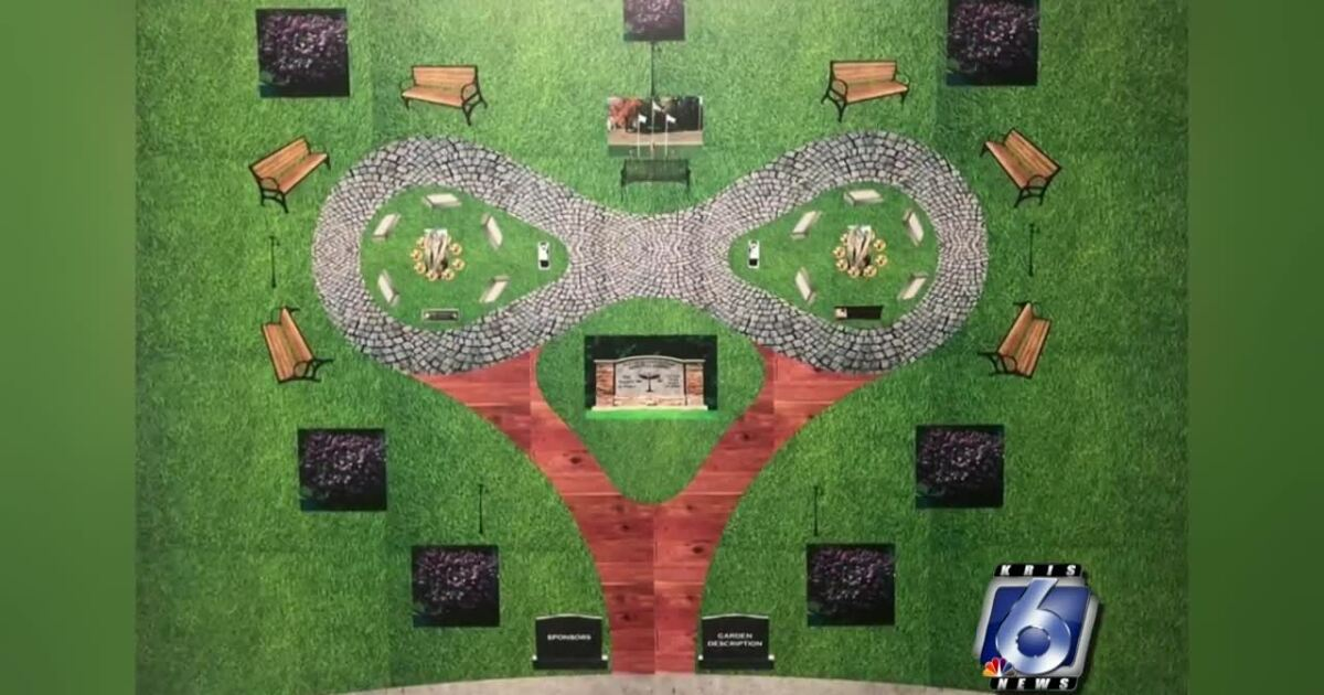 Gardens would provide place to remember crime victims