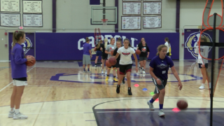 Carroll College women's basketball hosts first prospect camp