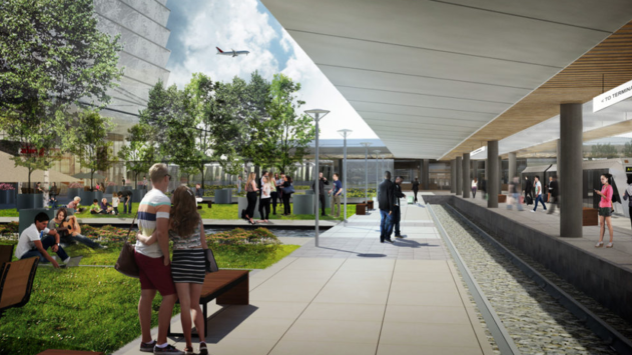 Nashville Airport Unveils Renderings For Renovation Project