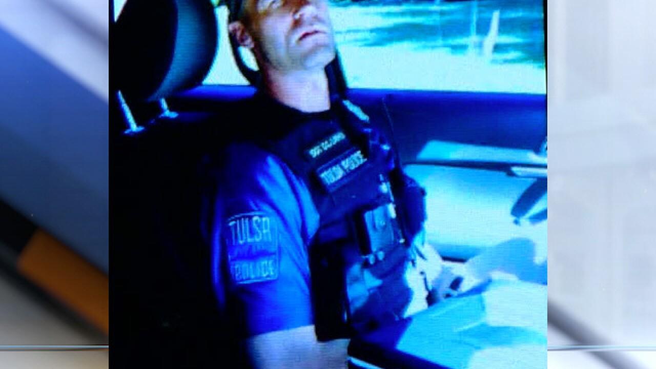tulsa police officer to host new a e show pd cam