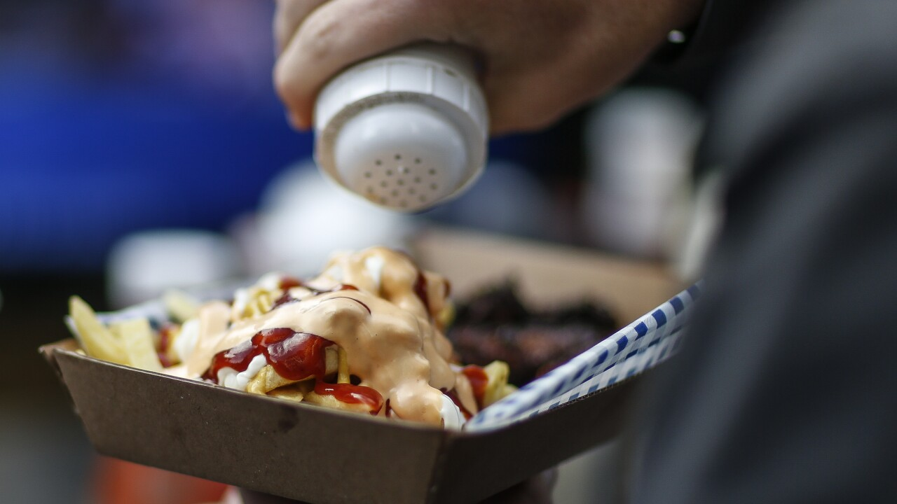 Dream job alert! Travel the country and clog your arteries as an 'NFL food tester'