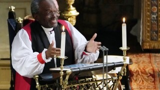 Royal wedding sermon: Fiery US bishop brings American flair to royal wedding