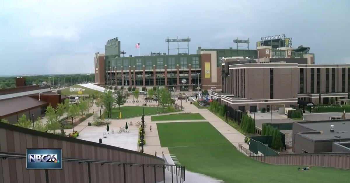 Movies are back at Titletown on Ariens Hill