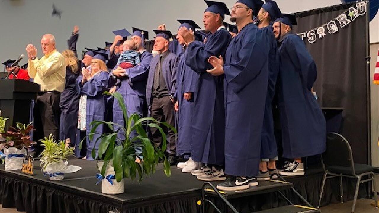 Stout Street Foundation graduates