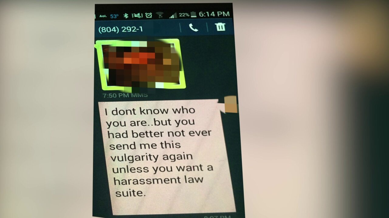 More women come forward over mystery penis pic texts