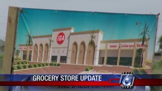 New grocery store should open soon