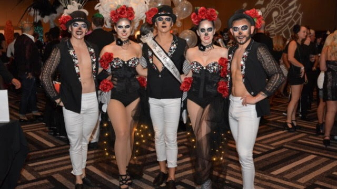 AFAN's 32nd annual 'Black & White Party'