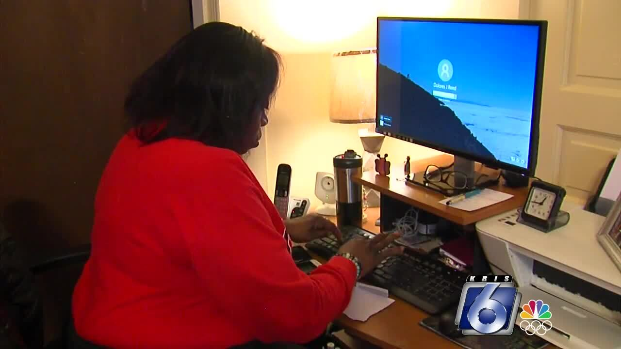 Delores Reed has been stung by a PayPal phishing scam
