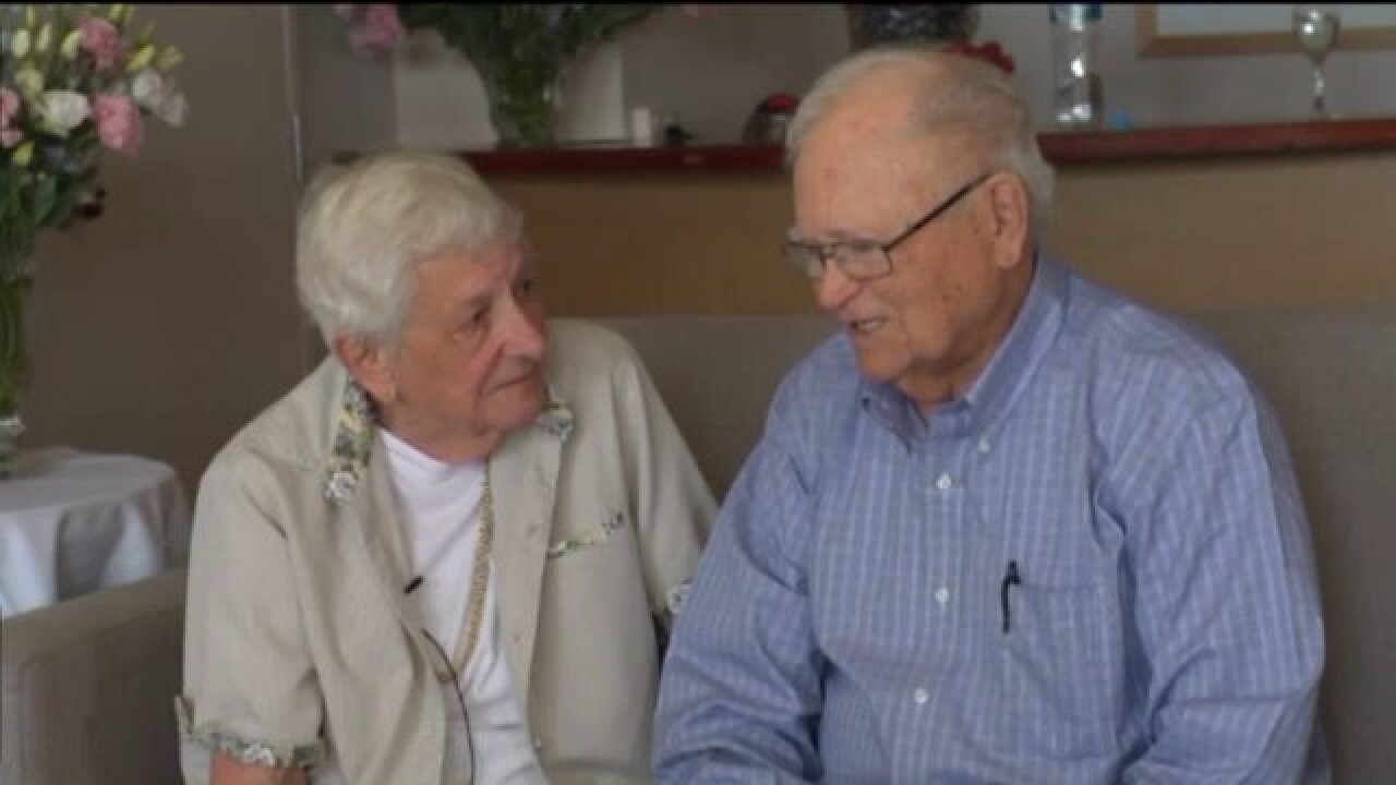 70 years later: Virginia Beach World War II veteran connects with long-lostlove