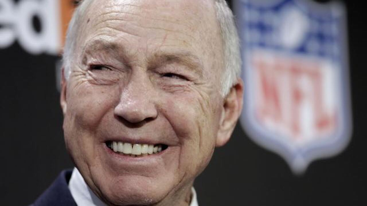 Report: Bart Starr coming to Packers-Saints game