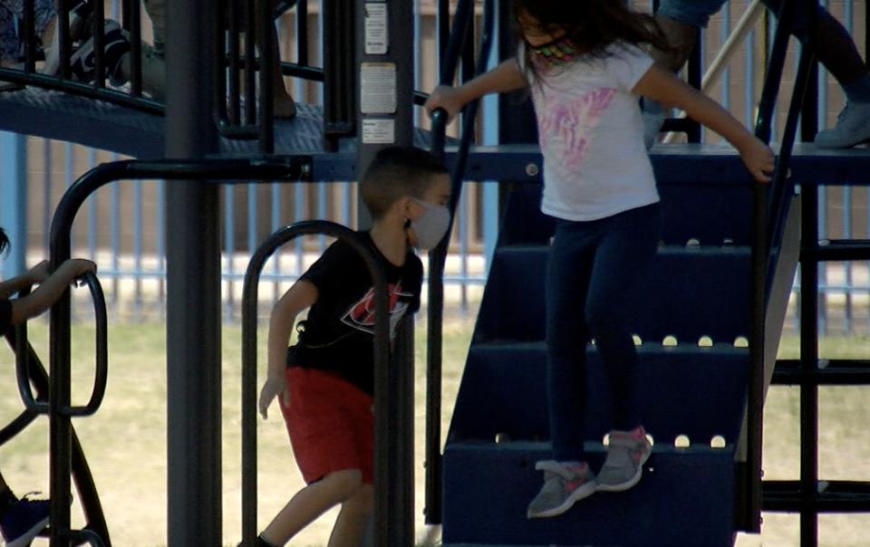 Liberty Elementary Playground