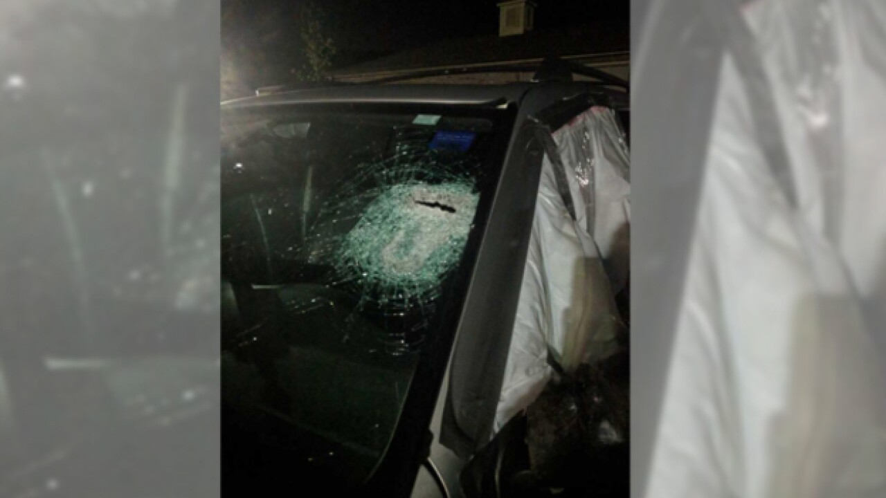 Rock-throwing incidents remain unsolved over a year later