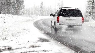 Annual Average Snowfall For Lexington