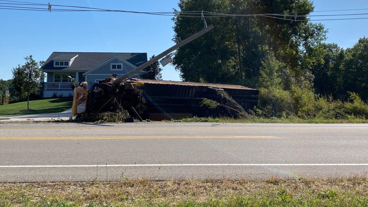 Spring Lake bus crash
