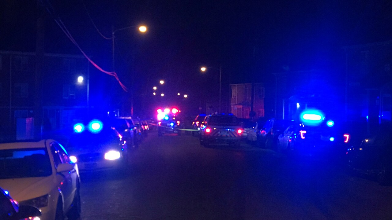 2 killed in Richmond on Christmas night