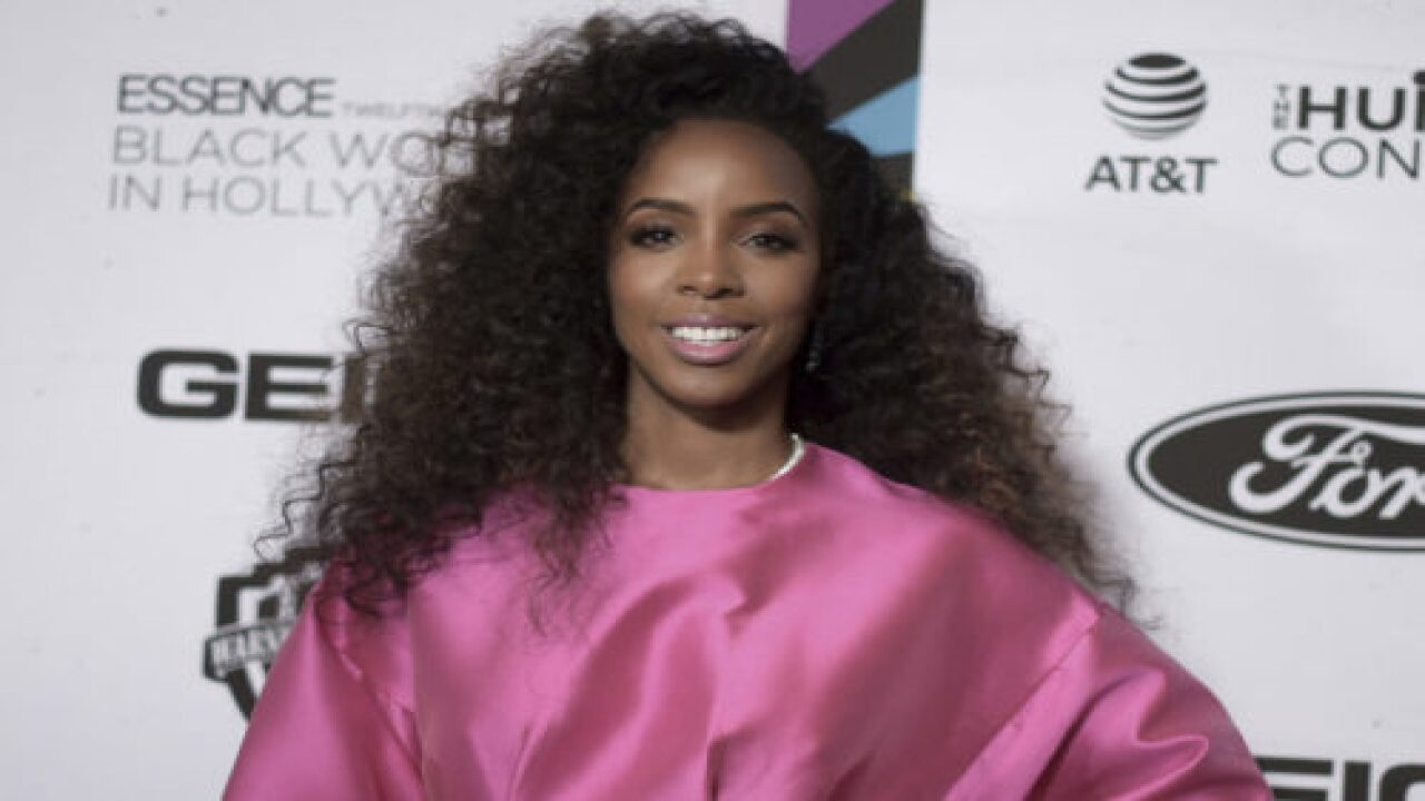 Kelly Rowland Announces She's Pregnant With Her Second Child In A Stunning Photoshoot