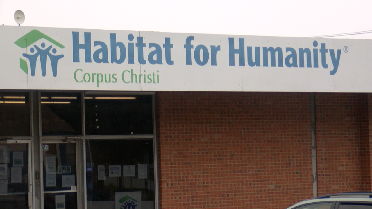 Habitat for Humanity workers expanding their services.