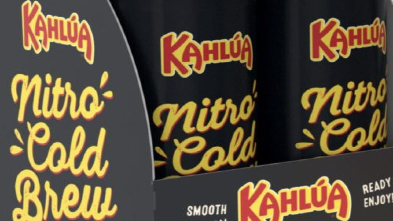 Buy Cans Of Cold Brew Coffee With Rum And Kahlúa