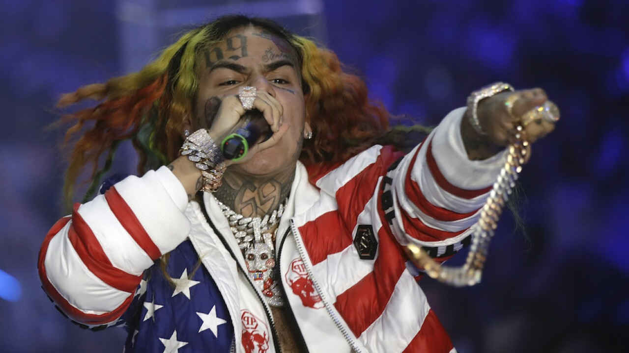 Charity declines $200,000 donation from rapper Tekashi 6ix9ine