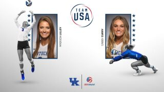 Lilley and Curry Selected for USA Exhibition Roster vs. Canada