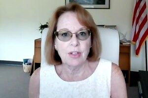 Polk County Elections Supervisor Lori Edwards