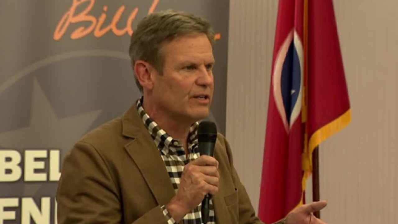 Bill Lee makes final push for votes