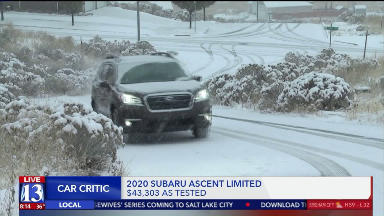 Car Critic: Hyundai and Subaru SUVs growing in popularity and size