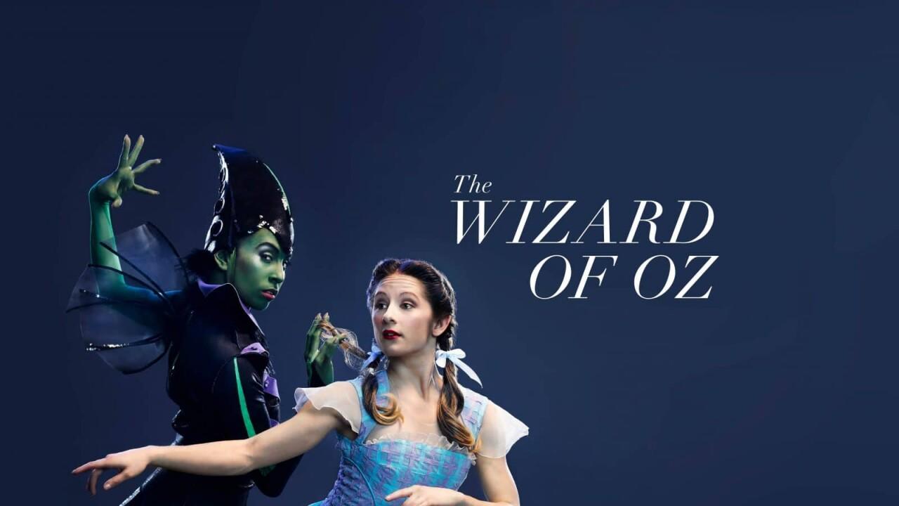 Cincinnati Ballet Wizard of Oz