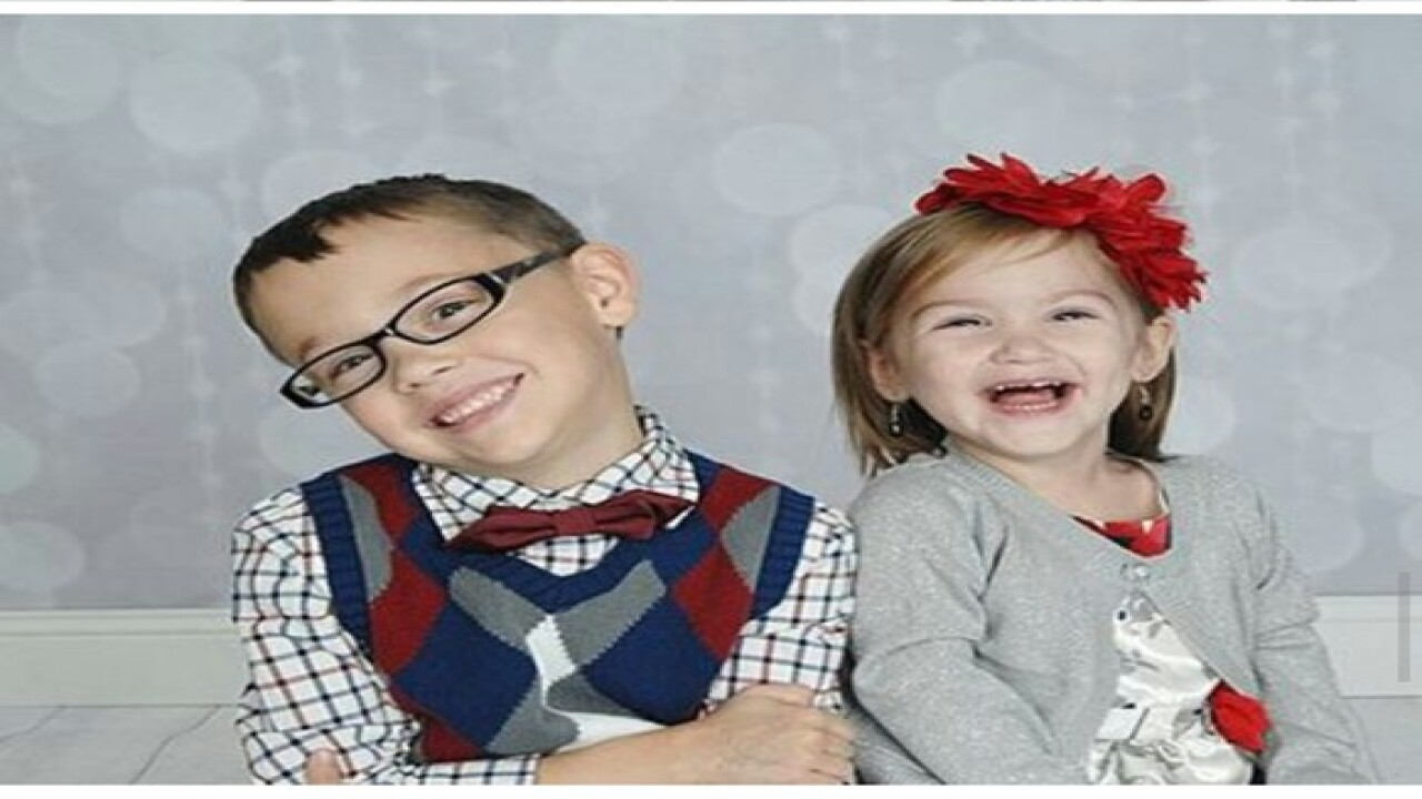 Pictures of children killed in Montgomery Co.