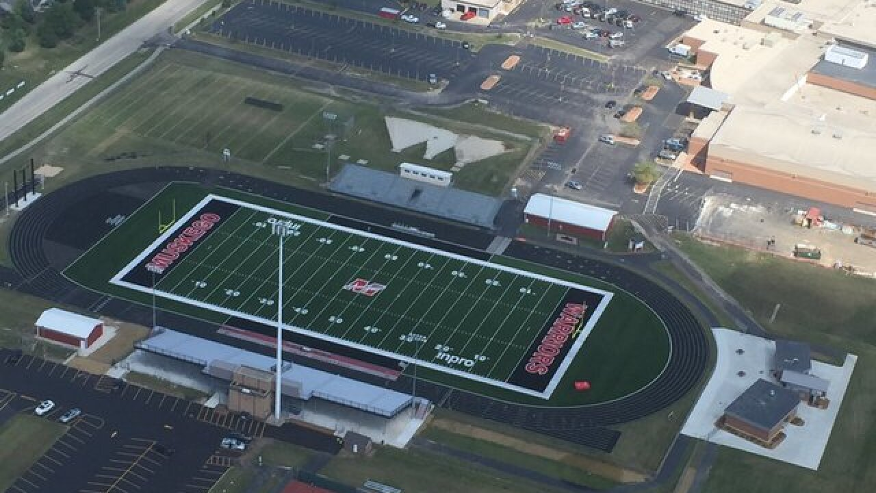 Donations fund $715,000 Muskego football field